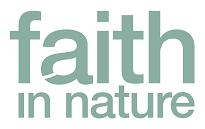 Faith in Nature baby products