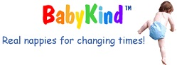 Baby Kind eco friendly nappies