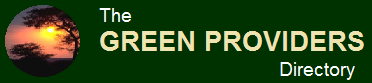 The Green Providers Directory Logo
