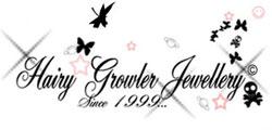 Hairy Growler Jewellery