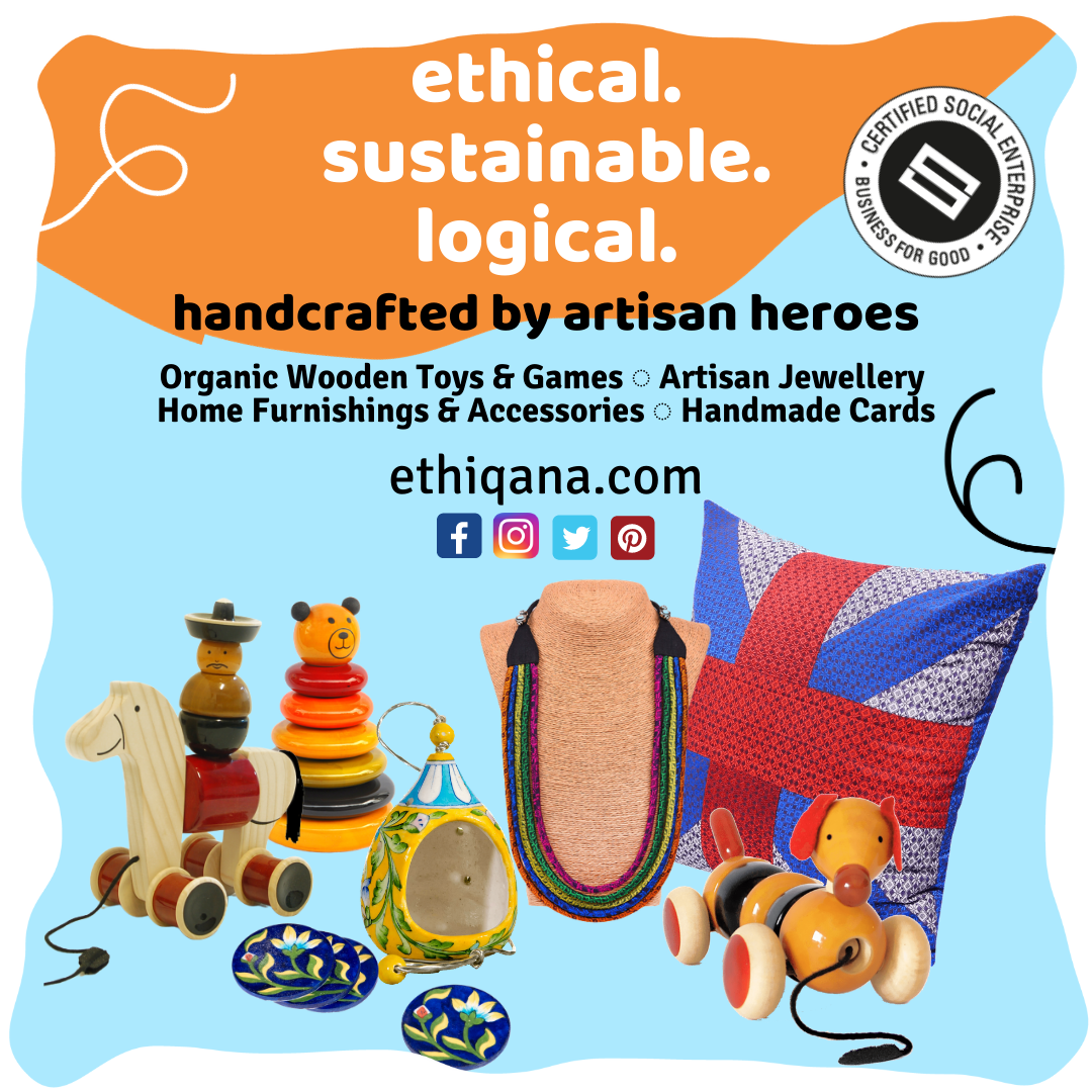 Ethiqana – Ethical, Sustainable, Logical